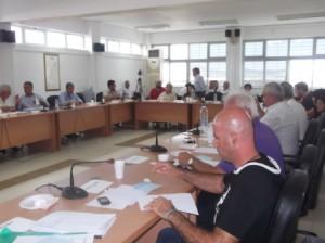 8.9.2014_Πρώτη συνεδρίαση του Δημοτικού Συμβουλίου του Δήμου Μονεμβασίας_3