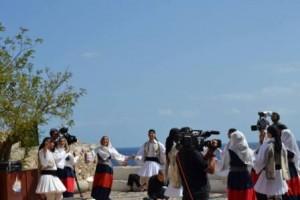 15.10.2014_Από την Μονεμβασία η πρεμιέρα της εκπομπής επιστροφή στο χωριό_1