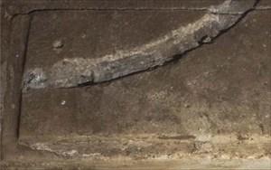 21.10.2014_Αμφίπολη εντοπίστηκε και αποκαλύφθηκε το μαρμάρινο κεφάλι Σφίγγας_2