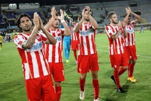 23.10.2014_Τεράστια νίκη ο Ολυμπιακός, 1 - 0 τη Γιουβέντους