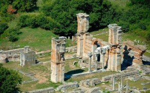 3.10.2014_Ο αρχαιολογικός χώρος Φιλίππων υποψήφιος για τη λίστα της Unesco