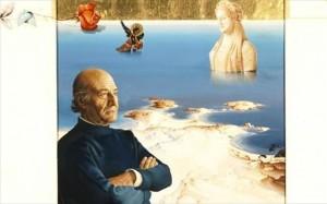 30.9.2014_Πέθανε ο ζωγράφος Γιώργος Δέρπαπας