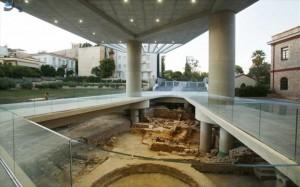 8.10.2014_Νέα μόνιμη έκθεση κάτω από το Μουσείο της Ακρόπολης