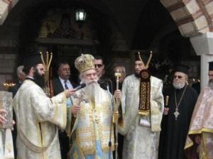 10.11.2014_ Η εορτή του Αγίου Νεκταρίου στην Συκέα