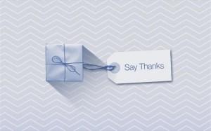 15.11.2014_Say Thanks βίντεο - κάρτες για «ευχαριστώ» σε έναν φίλο