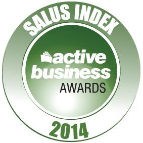 22.11.2014_Βραβεία SALUSINDEX 2014-Κέρδισε η επχειρηματικότητα και η αξία