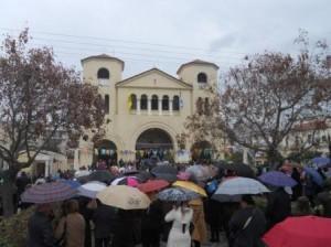 27.11.2014_Με μεγαλοπρέπεια εορτάστηκε η πανήγυρη του Οσίου Νίκωνος στη Σπάρτη_1