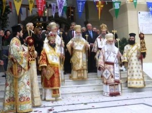 27.11.2014_Με μεγαλοπρέπεια εορτάστηκε η πανήγυρη του Οσίου Νίκωνος στη Σπάρτη_4