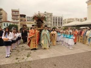 27.11.2014_Με μεγαλοπρέπεια εορτάστηκε η πανήγυρη του Οσίου Νίκωνος στη Σπάρτη_6