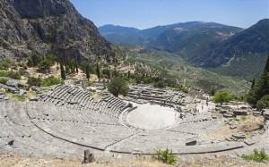 28.11.2014_Εγκρίθηκε η μελέτη αποκατάστασης για το Αρχαίο Θέατρο Δελφών