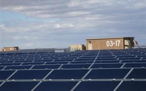 1.12.2014_Σε λειτουργία ο μεγαλύτερος ηλιακός σταθμός παραγωγής ενέργειας του κόσμου