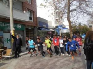 30.12.2014_Με επιτυχία ολοκληρώθηκε ο ιστορικός αγώνας Γύρος Καδμείας στη Θήβα