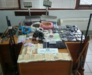 4.12.2014_Εξαρθρώθηκε πολυμελές δίκτυο που διακινούσε ναρκωτικές ουσίες στην Πελοπόννησο