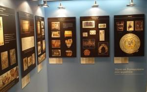 15.1.2015_Φωτογραφική έκθεση των ευρημάτων από την ανασκαφή της Βεργίνας