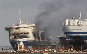 15.1.2015_Norman Atlantic κύρια αιτία θανάτων η χαμηλή θερμοκρασία των υδάτων