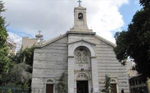 20.1.2015_Εργασίες αποκατάστασης για το ναό του Αγίου Δημητρίου Ψυρρή