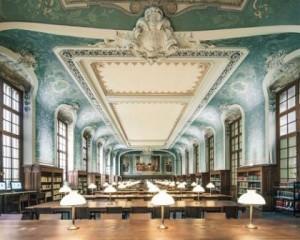 Bibliothèque Interuniversitaire de la Sorbonne, Παρίσι