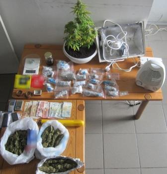 31.1.2015_Εξαρθρώθηκε εγκληματική ομάδα που διακινούσε ναρκωτικά στην Αρκαδία