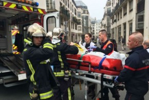 7.1.2015_Πολύνεκρη επίθεση στα γραφεία της Γαλλικής εφημερίδας Charlie Hebdo