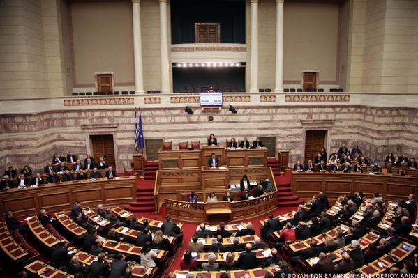 11.2.2015_Ψήφο εμπιστοσύνης με 162 «ναι» πήρε η κυβέρνηση