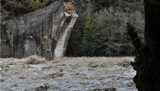 2.2.2015_Άμεσα μέτρα προστασίας για το Γεφύρι της Πλάκας_