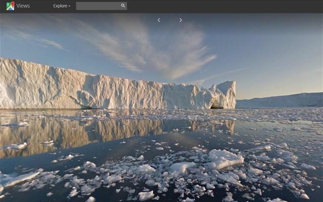 21.2.2015_Google To Street View στη Γροιλανδία