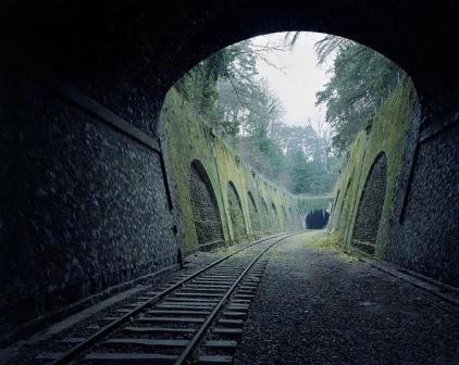 Παρατημένος σιδηρόδρομος 160 ετών.