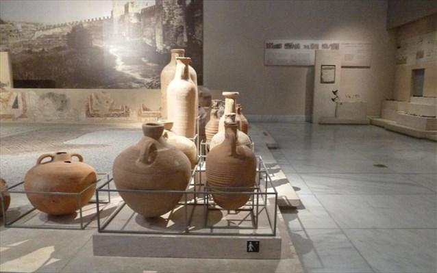 1.3.2015_Αγγίξτε και γνωρίστε το Μουσείο Βυζαντινού Πολιτισμού