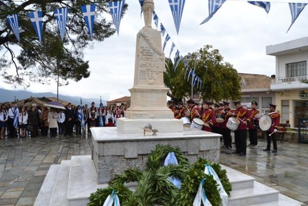 26.3.2015_Εορτασμός της 25ης Μαρτίου 1821 στο Δήμο Μονεμβασίας_Μολάοι_2