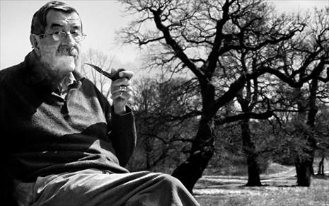13.4.2015_Πέθανε ο νομπελίστας συγγραφέας και ποιητής Γκύντερ Γκρας