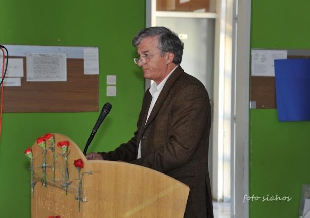 3.4.2015_Ο Γιάννης Ρίτσος τιμά και τιμάται από το Γυμνάσιο Μονεμβασίας_3