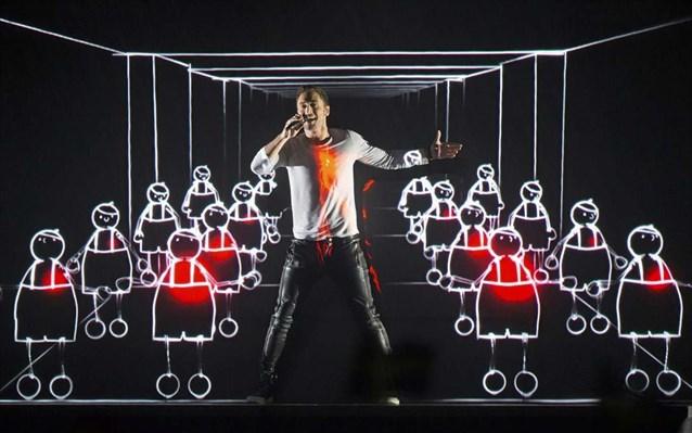 24.5.2015_Eurovision Η Σουηδία στην κορυφή