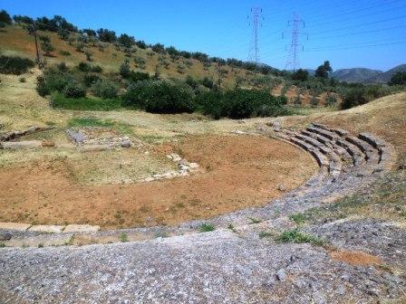 27.5.2015_Το Αρχαίο Θέατρο Καβείριο στην Πολιτιστική Διαδρομή Στερεάς Ελλάδας