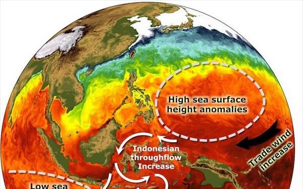 14.6.2015_Ο Ινδικός Ωκεανός αποθηκεύει τη μεγαλύτερη ποσότητα θερμότητας στον πλανήτη