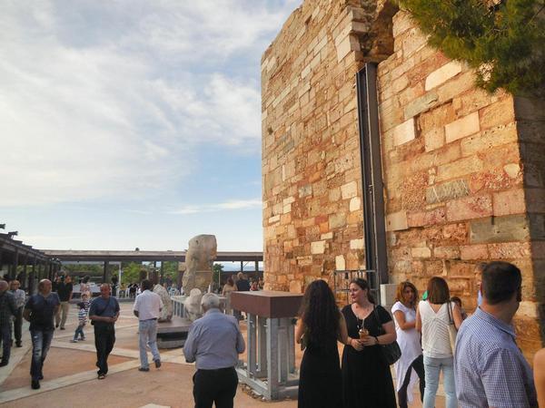 17.6.2015_Κέρδισε τις εντυπώσεις ο μεσαιωνικός πύργος Σαιντ Ομέρ του Μπυσείου Θήβας_1
