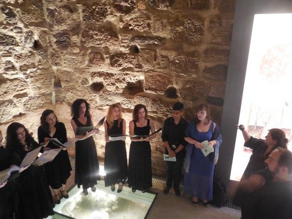 17.6.2015_Κέρδισε τις εντυπώσεις ο μεσαιωνικός πύργος Σαιντ Ομέρ του Μπυσείου Θήβας_2