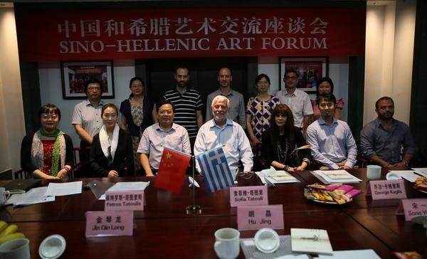 23.6.2015_Σημείο αναφοράς η  Πελοπόννησος στην πολιτιστική  εξωστρέφεια της Κίνας