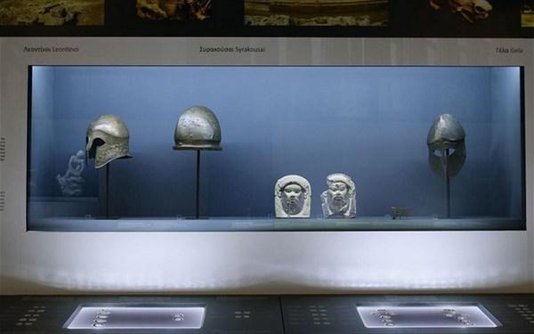 24.6.2015_«Η Ευρώπη της Ελλάδος» στο Αρχαιολογικό Μουσείο Θεσσαλονίκης