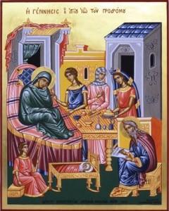 24.6.2015_Το Γενέθλιο του Αγίου Ιωάννη Προδρόμου και Βαπτιστού
