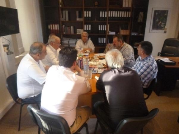 4.6.2015_Εκλογή νέου Διοικητικού Συμβουλίου για την Αναπτυξιακή Πάρνωνα