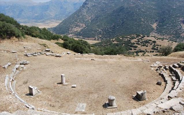 8.6.2015_Επισκέψιμος για το κοινό ο αρχαιολογικός χώρος