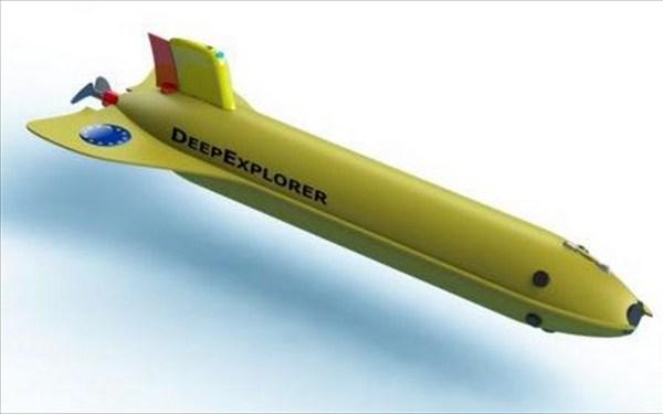 16.7.2015_Μη επανδρωμένο υποβρύχιο για την εξερεύνηση αχαρτογράφητων ωκεανών