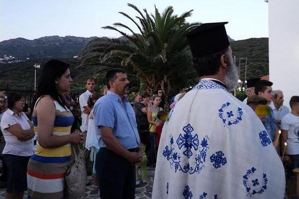 8.7.2015_Πανηγυρικός Εσπερινός στις κατασκηνώσεις της ΙΜΜΣ στο Λάχι Βοιών_5