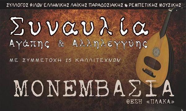 5.8.2015_Συναυλία Αγάπης και Αλληλεγγύης για τους πυρόπληκτους των Βατίκων
