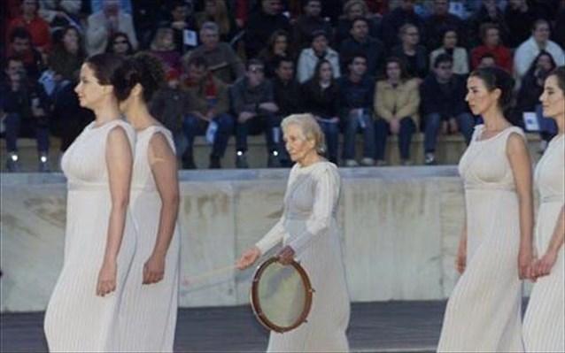 16.9.2015_Πέθανε η χορογράφος Μαρία Χορς
