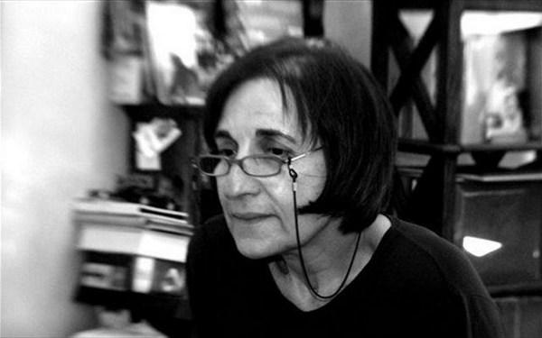 22.1.2016_Πέθανε η ποιήτρια Μαρία Κυρτζάκη