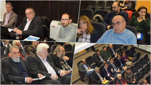 22.2.2016_Με επιτυχία ολοκληρώθηκε ημερίδα για τον τουρισμό στη Δημητσάνα