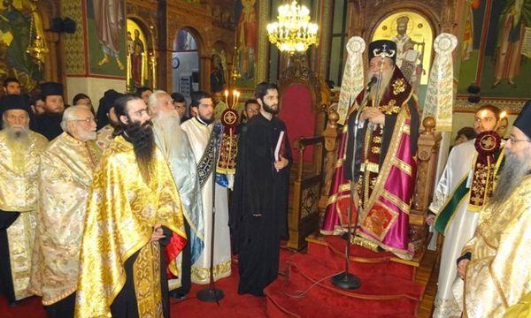 28.3.2016_Λαμπρός εορτασμός των Λακώνων Αγίων στον Ι.Ν Αγίου Νικολάου Σπάρτης_1