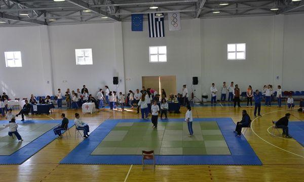 3.3.2016_Πελοποννησιακό Πρωτάθλημα Παγκρατίου Αθλήματος στο Κλειστό Στάδιο Μολάων
