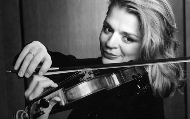 6.3.2016_Η βιολονίστα Angèle Dubeau